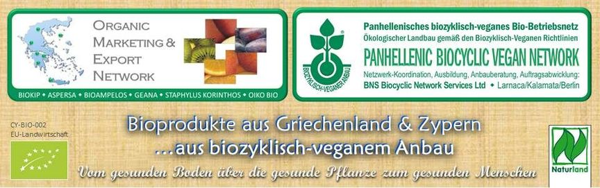 O.M.E.N. BIOCYCLIC-VEGAN NETWORK